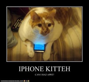 IPHONE KITTEH