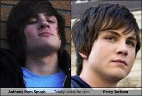 Anthony from Smosh Totally Looks Like Percy Jackson
