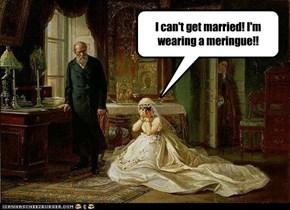 Wedding Day Blues