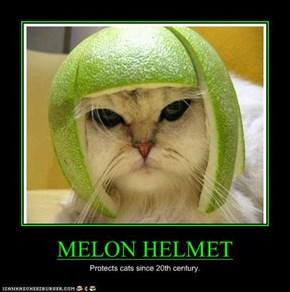 MELON HELMET