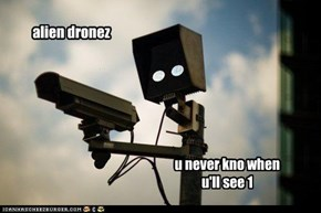 alien dronez