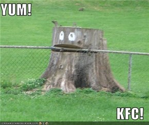 YUM!  KFC!