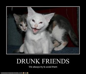 DRUNK FRIENDS