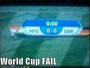 World Cup FAIL