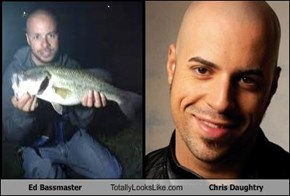 Ed Bassmaster Totally Looks Like Chris Daughtry
