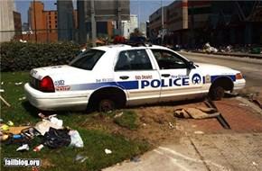 Cop fail