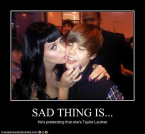 SAD THING IS...