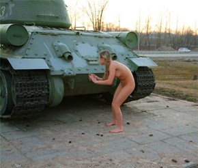 Tank Sabotage is Fun!