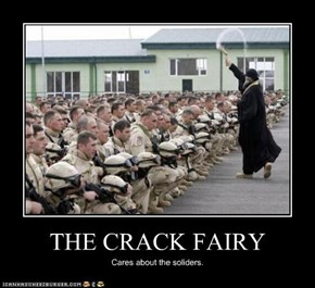 THE CRACK FAIRY