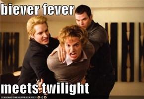 biever fever  meets twilight