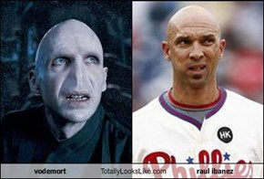 vodemort Totally Looks Like raul ibanez
