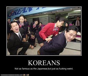 KOREANS