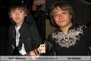 Yuto Miyazawa Totally Looks Like Jun Senoue