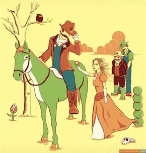 Howdy, Princess