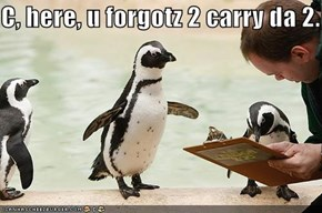 C, here, u forgotz 2 carry da 2.