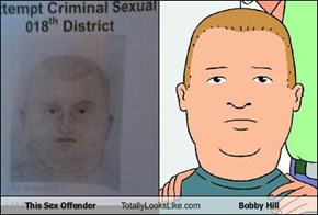 This Sex Offender Totally Looks Like Bobby Hill