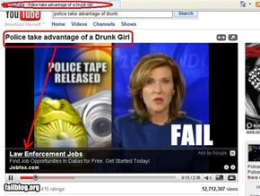 Google Ad Placement Fail
