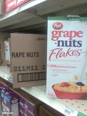 Rape-nuts