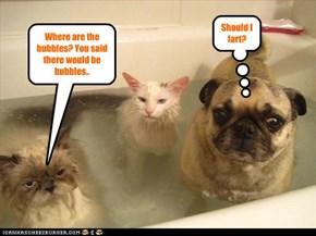 Spa bath problems..