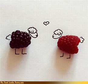 Now Knit Me a Berry Sweater!