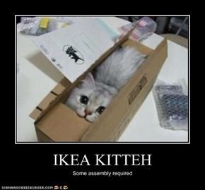 IKEA KITTEH