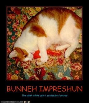 BUNNEH IMPRESHUN