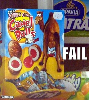 Candy Fail