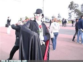 Die Tuxedo Mask!