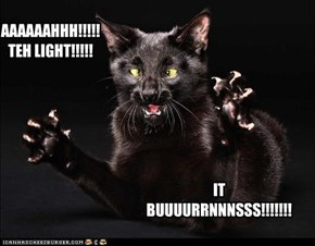 AAAAAAHHH!!!!! TEH LIGHT!!!!!