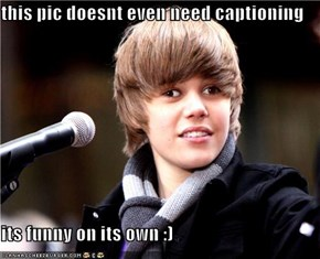 this pic doesnt even need captioning  its funny on its own :)
