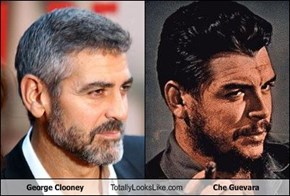 George Clooney Totally Looks Like Che Guevara