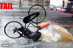 Biker Fail