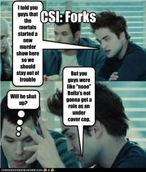 CSI: Forks