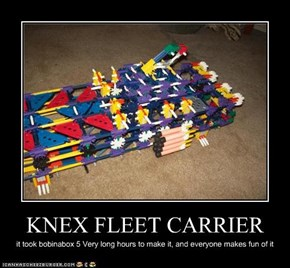 KNEX FLEET CARRIER