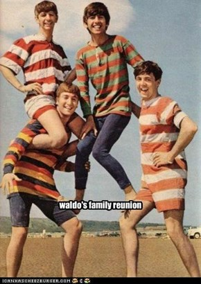 waldo's family reunion
