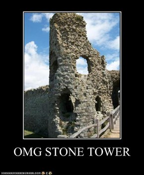 OMG STONE TOWER