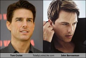 Tom Cruise Totally Looks Like John Barrowman