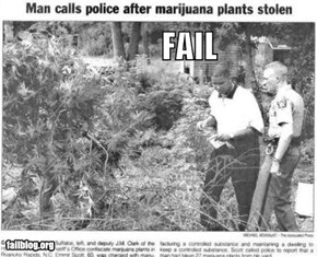 Alerting the Police FAIL