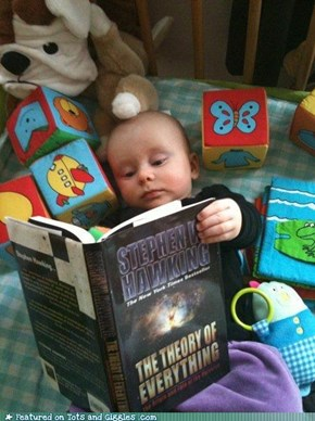 The Only Book This Baby Ever Has to Read