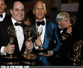 Not all Emmys are Loved Equally