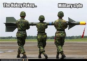 The Hokey Pokey...