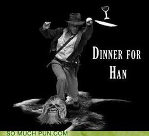 Dinner For Han