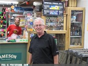 Liquor Store Bomb