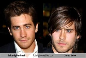 Jake Gyllenhaal Totally Looks Like Jared Leto