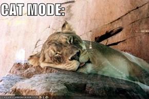 CAT MODE: