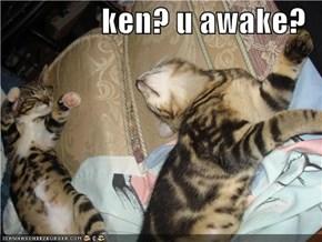 ken? u awake?