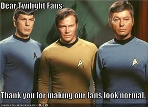 Dear Twilight Fans...