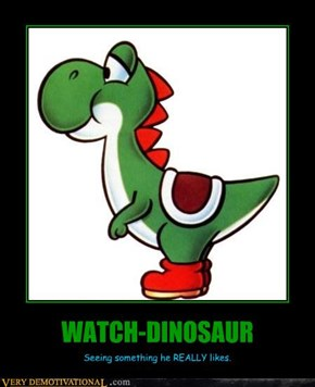 WATCH-DINOSAUR