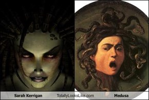 Sarah Kerrigan Totally Looks Like Medusa