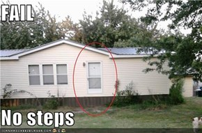FAIL  No steps